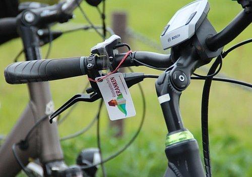 Fahrradreperatur Frankischer Wasserradweg